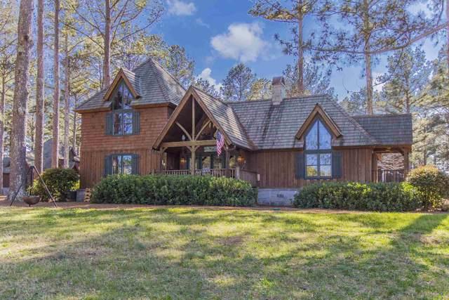 129 Secoffee Drive, Eatonton, GA 31024 (MLS #54819) :: Team Lake Country