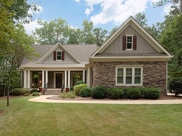 1110 Maple Ridge Way, Greensboro, GA 30642 (MLS #54842) :: Team Lake Country