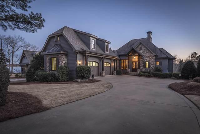 138 Cape View Lane, Eatonton, GA 31024 (MLS #54945) :: Team Lake Country