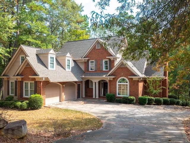 1080 Kimbrough Hill Drive, Greensboro, GA 30642 (MLS #55032) :: Team Lake Country