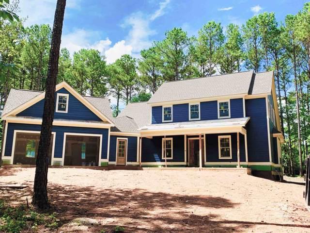 1640 Club Drive, Greensboro, GA 30642 (MLS #55312) :: Team Lake Country
