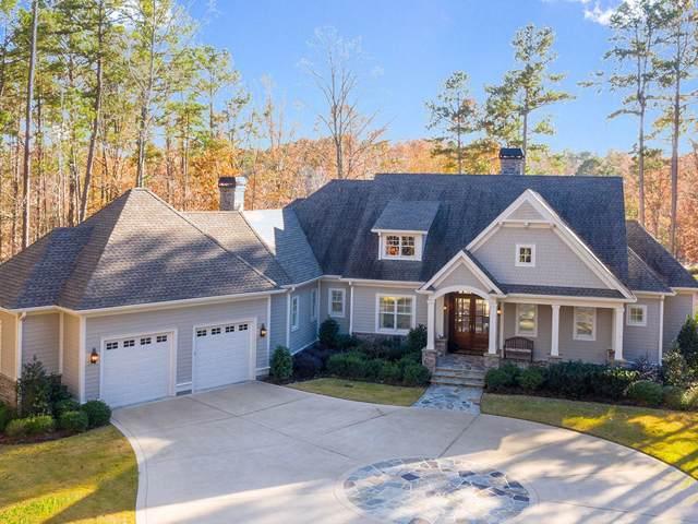 1391 Jackson Ridge Road, Greensboro, GA 30642 (MLS #55600) :: Team Lake Country