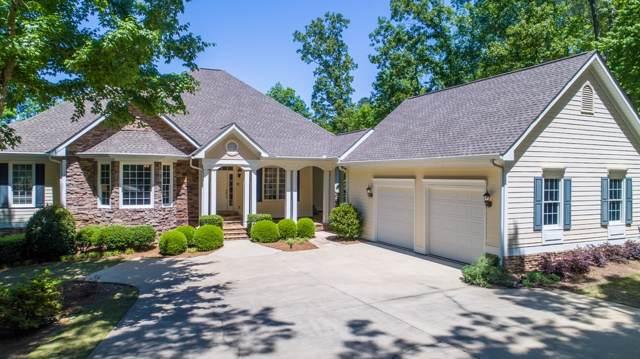 213 Reynolds Drive, Eatonton, GA 31024 (MLS #55747) :: Team Lake Country