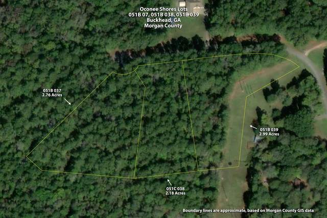 Lot 80 Heidi Trail, Buckhead, GA 30625 (MLS #55937) :: Team Lake Country
