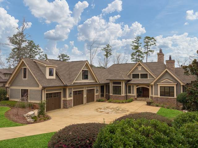 2221 Sandy Ford, Greensboro, GA 30642 (MLS #55950) :: Team Lake Country