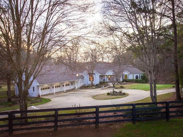1901 Pine Grove Road, Greensboro, GA 30642 (MLS #56010) :: Team Lake Country