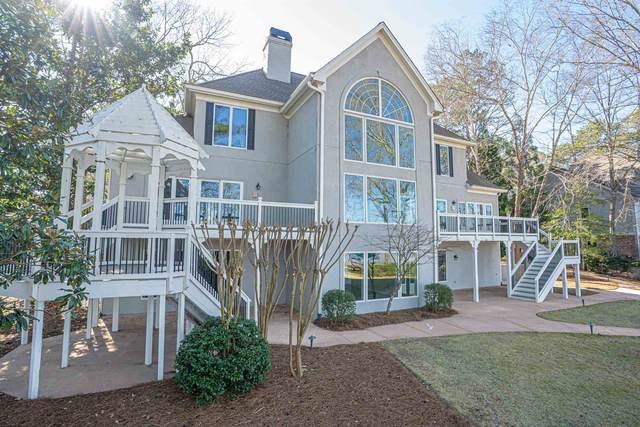 145 Winnstead Place, Eatonton, GA 31024 (MLS #56059) :: Team Lake Country