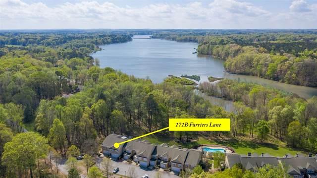171B Farriers Lane, Eatonton, GA 30014 (MLS #56232) :: Team Lake Country