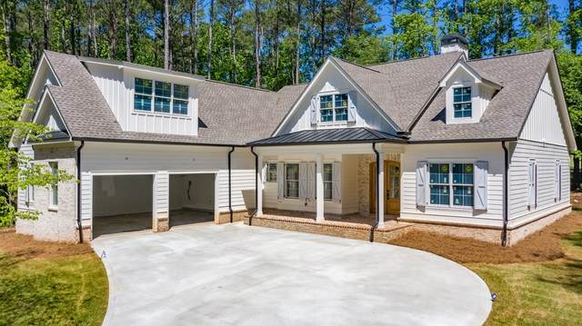 1610 Club Drive, Greensboro, GA 30642 (MLS #56564) :: Team Lake Country