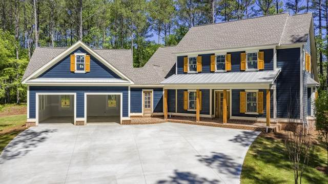 1640 Club Drive, Greensboro, GA 30642 (MLS #56566) :: Team Lake Country