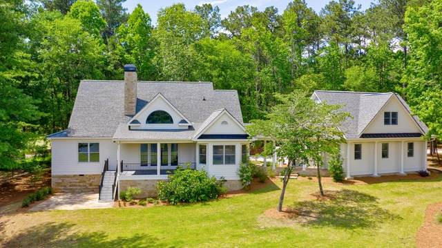1091 Spyglass Hill, Greensboro, GA 30642 (MLS #56590) :: Team Lake Country