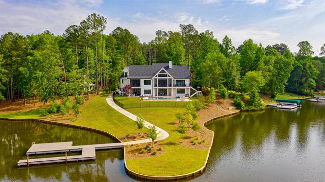 1410 Winged Foot Drive, Greensboro, GA 30642 (MLS #56596) :: Team Lake Country