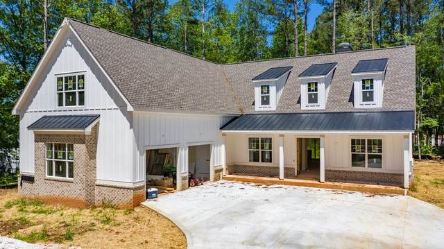 1401 Winged Foot Drive, Greensboro, GA 30642 (MLS #56705) :: Team Lake Country