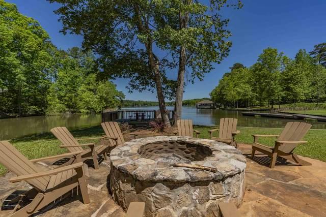Lot 3 Lake Crest Drive, Sparta, GA 31087 (MLS #56764) :: Team Lake Country