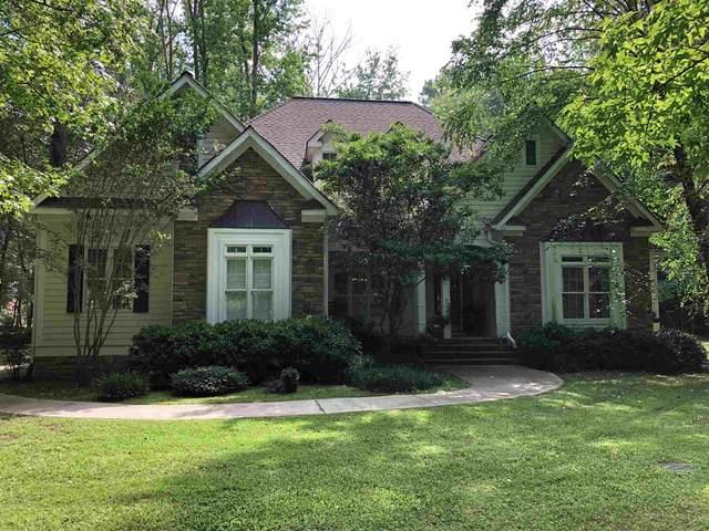 1731 Indian Woods Drive, Greensboro, GA 30642 (MLS #56765) :: Team Lake Country