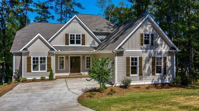 1020 Turnberry Circle, Greensboro, GA 30642 (MLS #56775) :: Team Lake Country