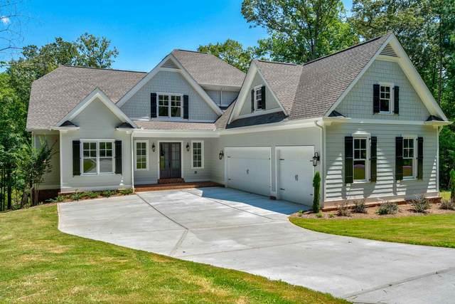 1110 Oak Valley Drive, Greensboro, GA 30642 (MLS #56776) :: Team Lake Country