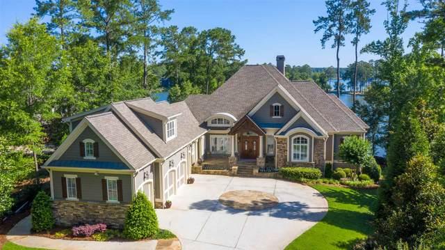 1461 North Shore Drive, Greensboro, GA 30642 (MLS #56827) :: Team Lake Country
