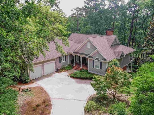 1000 Kimbrough Hill Drive, Greensboro, GA 30642 (MLS #56831) :: Team Lake Country