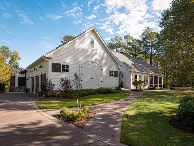 1011 Jackson Lane, Greensboro, GA 30642 (MLS #56832) :: Team Lake Country