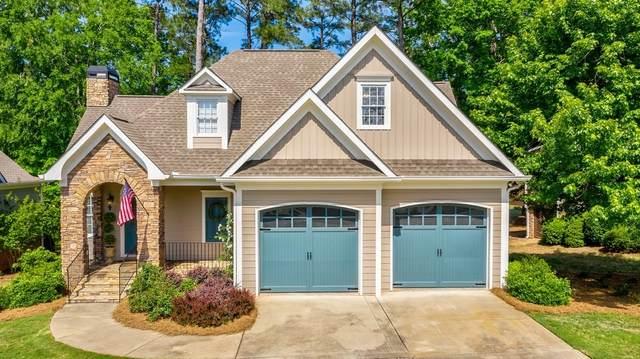 1050 Harbor Ridge Drive, Greensboro, GA 30642 (MLS #56865) :: Team Lake Country