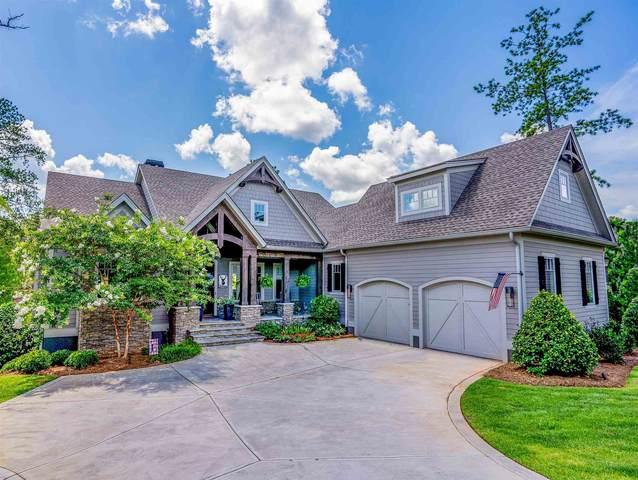 1201 Angel Pond East, Greensboro, GA 30642 (MLS #56882) :: Team Lake Country