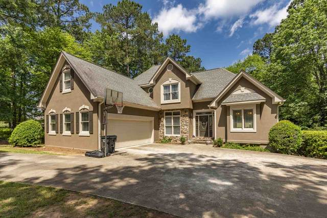 1111 Big Water Circle, Greensboro, GA 30642 (MLS #56910) :: Team Lake Country