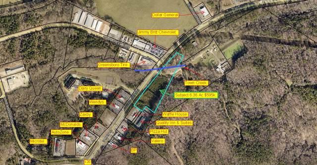 South Main Street, Greensboro, GA 30642 (MLS #56985) :: Team Lake Country