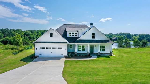 116 Alexander Lakes Drive, Eatonton, GA 31024 (MLS #57089) :: Team Lake Country