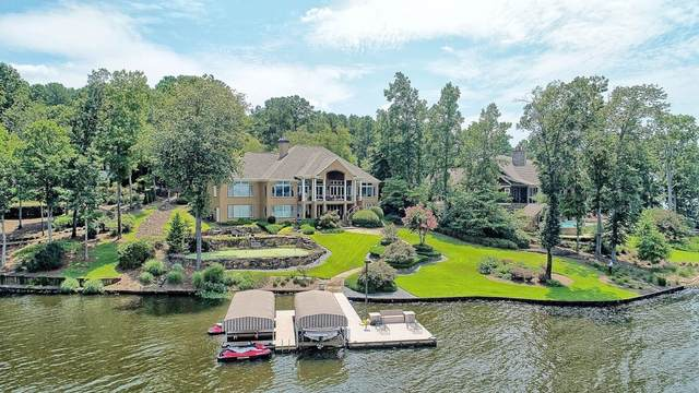 1241 Sunset Overlook, Greensboro, GA 30642 (MLS #57247) :: Team Lake Country