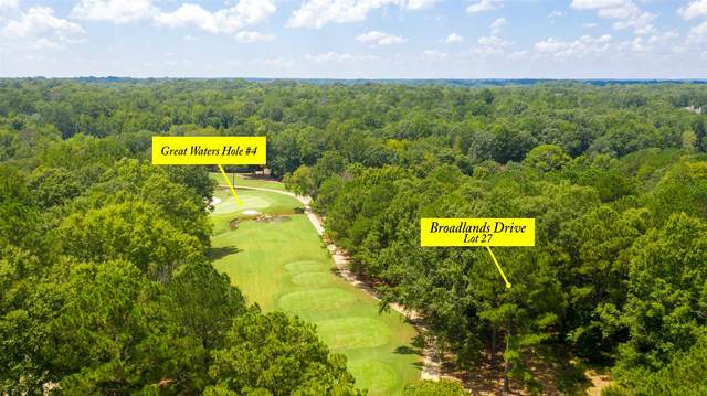 Lot 27 Broadlands Drive, Eatonton, GA 31024 (MLS #57252) :: Team Lake Country