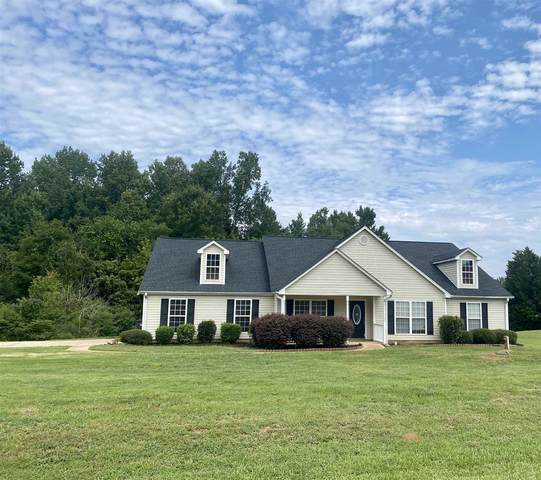 550 Cherokee Circle, Rutledge, GA 30663 (MLS #57266) :: Team Lake Country