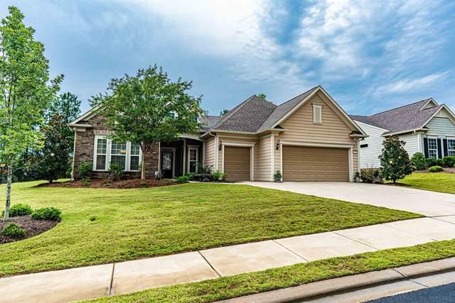 1121 Dockside Place, Greensboro, GA 30642 (MLS #57317) :: Team Lake Country