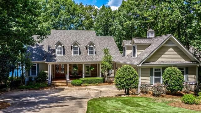 109 Ashland Place, Eatonton, GA 31024 (MLS #57363) :: Team Lake Country
