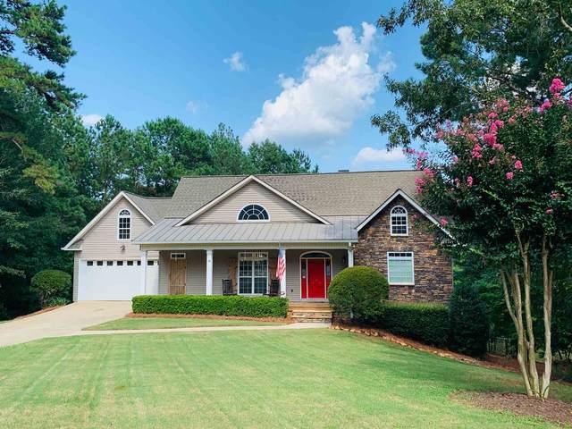 104 Fox Tail Drive, Eatonton, GA 31024 (MLS #57374) :: Team Lake Country
