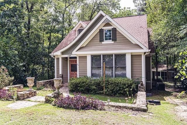 284 Lakeside Drive, Milledgeville, GA 31061 (MLS #57430) :: Team Lake Country