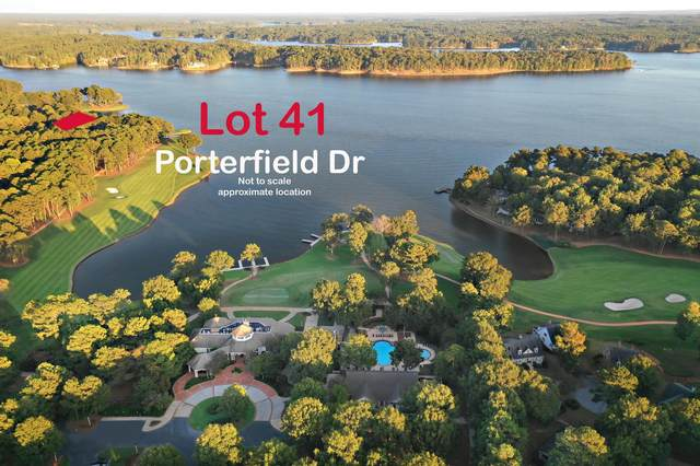 129 Porterfield Drive, Eatonton, GA 31024 (MLS #57488) :: Team Lake Country