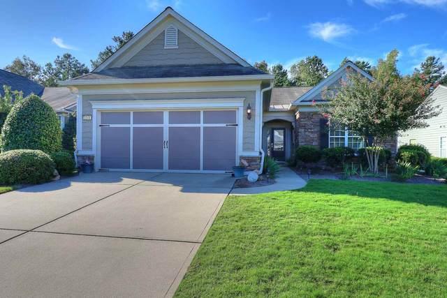 1041 Spring Station Road, Greensboro, GA 30642 (MLS #57548) :: Team Lake Country