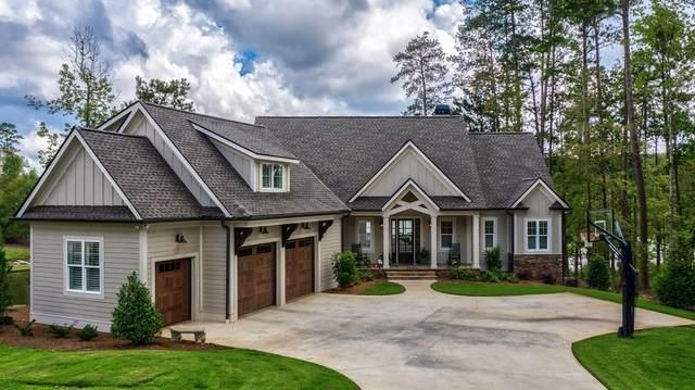 2270 Osprey Point, Greensboro, GA 30642 (MLS #57551) :: Team Lake Country