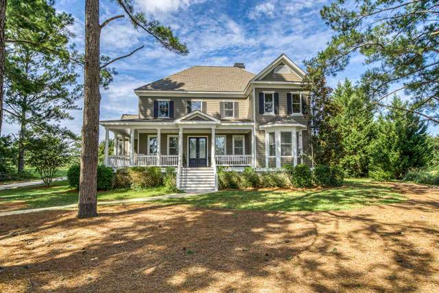 137 Wildwood Drive, Eatonton, GA 31024 (MLS #57561) :: Team Lake Country