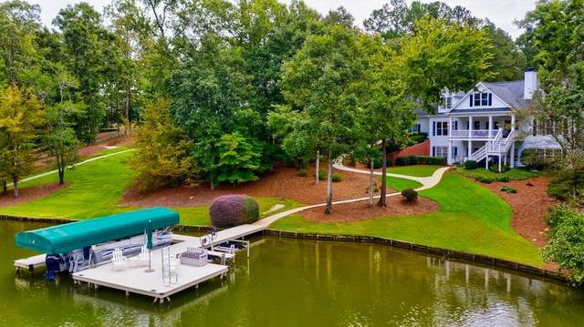 2711 Club Drive, Greensboro, GA 30642 (MLS #57579) :: Team Lake Country