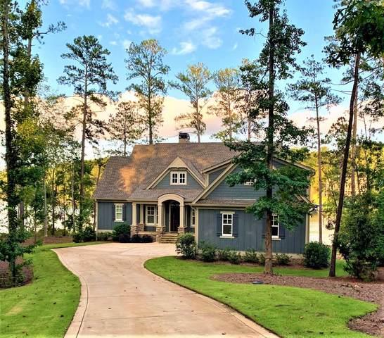 2290 Osprey Poynte, Greensboro, GA 30642 (MLS #57609) :: Team Lake Country