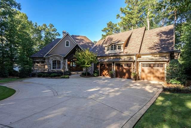 100 Knollwood Court, Eatonton, GA 31024 (MLS #57644) :: Team Lake Country