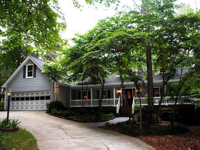 1031 Crackers Neck Road, Greensboro, GA 30642 (MLS #57723) :: Team Lake Country