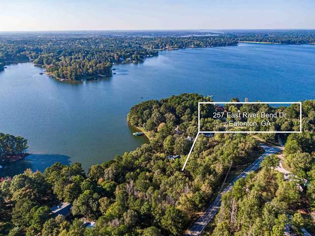257 E River Bend Drive, Eatonton, GA 31024 (MLS #57742) :: Team Lake Country