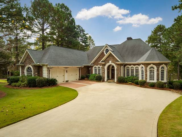 1100 Paloma Drive, Greensboro, GA 30642 (MLS #57762) :: Team Lake Country