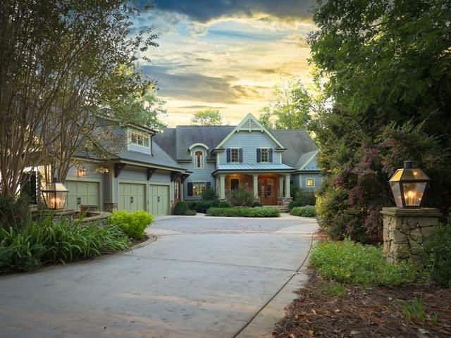 132 Winnstead Place, Eatonton, GA 31024 (MLS #57773) :: Team Lake Country