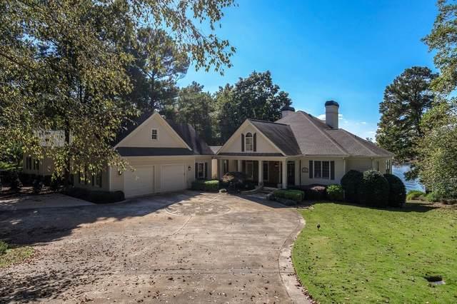 101 Knollwood Court, Eatonton, GA 30642 (MLS #57791) :: Team Lake Country