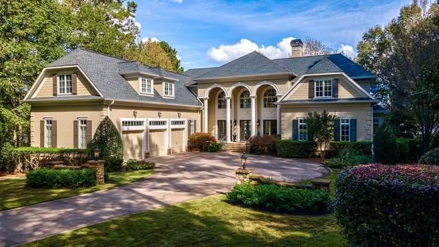 1070 Prosperity Pointe, Greensboro, GA 30642 (MLS #57827) :: Team Lake Country