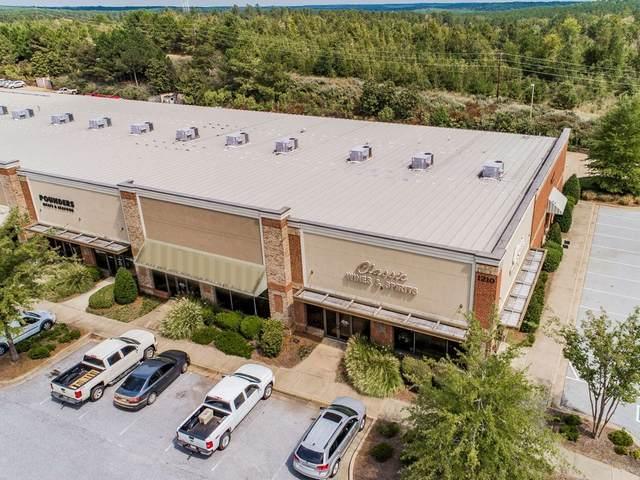 1210 Commerce Drive, Greensboro, GA 30642 (MLS #57902) :: Team Lake Country